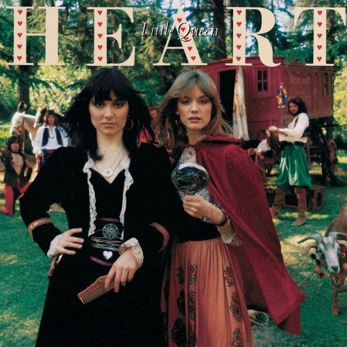 HEART - Little Queen Album Cover 1977